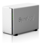 The Synology DS215j NAS Server 9TH Generation Network Attached Storage Server