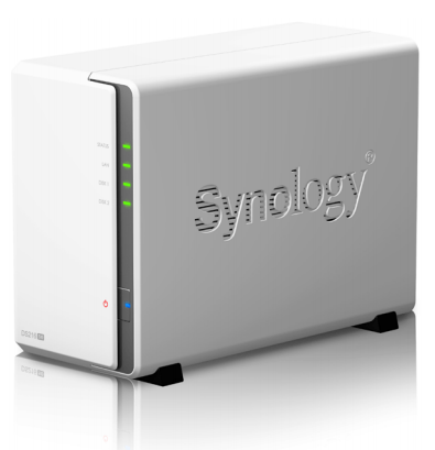 Synology DS710Plus Last