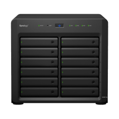 The Synology DS3617xs 12-Bay Desktop Enterprise Desktop NAS Walkthrough and Talkthrough 1