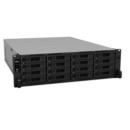 The Synology RS4017xs+ 16-Bay RackStation NAS side one