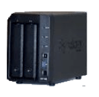 Synology DS718+ Diskstation NAS Server - Edited