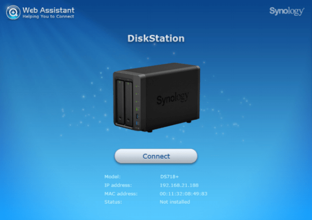 Synology DiskStation DS718+ - A Hardware Installation Guide Part 17