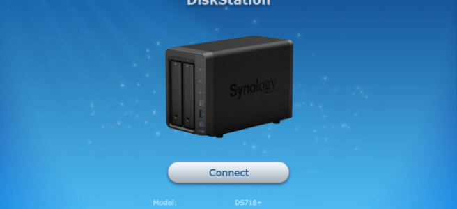 Setting up your Synology DiskStation DS718+ in just 15 minutes - A