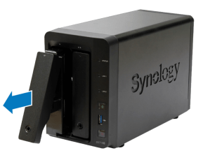 Synology DiskStation DS718+ - A Hardware Installation Guide Part 5