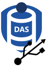 USB DAS Storage