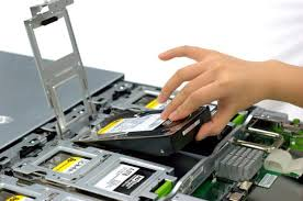 hard drive in a NAS array