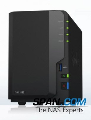 Synology DS218+ Diskstation NAS 2018