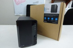 Synology DS218+ NAS Unboxing 4