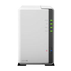 Synology DS218J 2-Bay NAS for 2017 and 2018 2