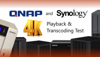 Transcoding 4K Media on the DS918+ NAS Server - NAS Compares