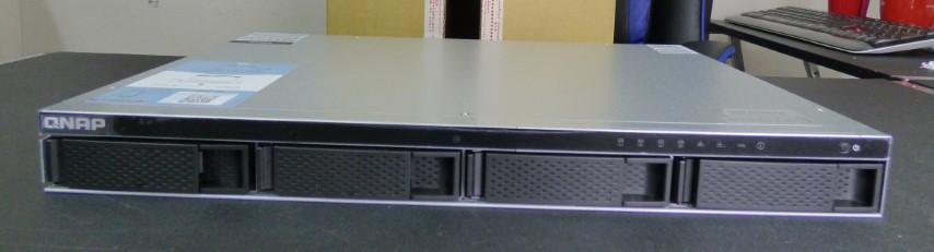 Unboxing the QNAP TS-431Xeu Rackmount File Server NAS for 2018 - NAS
