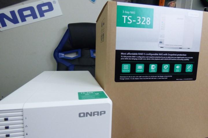 QNAP TS-328 PLEX Installation Guide - Step by Step - NAS