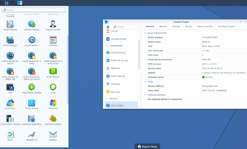 Synology NAS Software Guide - Part 1 - Applications