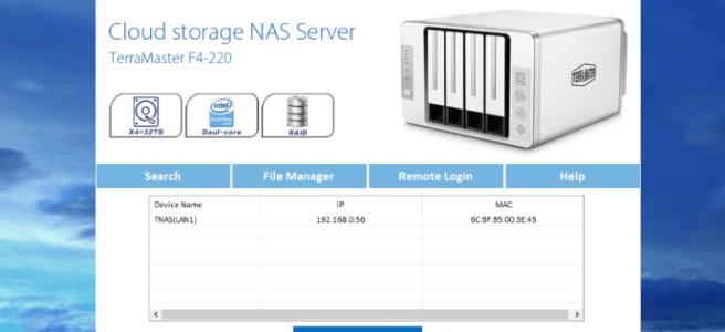 TerraMaster TOS 3 1 NAS Applications - Plex, DropBox, DLNA, iTunes