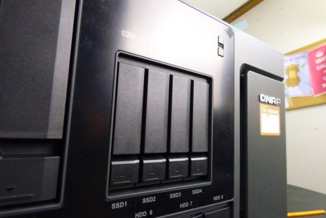 Unboxing the QNAP TS-1635AX 12-Bay 10Gbe NAS - NAS Compares