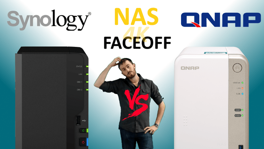Synology DS218+ vs QNAP TS-251B NAS - Value NAS Comparison - NAS
