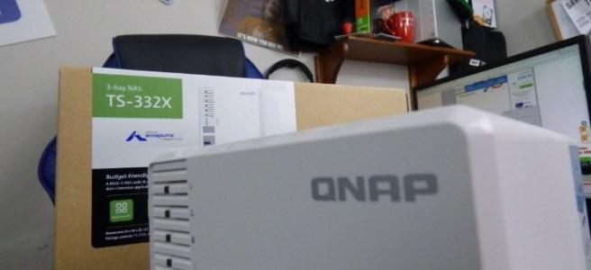 QNAP TS-332X NAS Review - NAS Compares