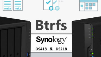 A Guide to Synology BTRFS NAS of 2016 - Genuine advance in