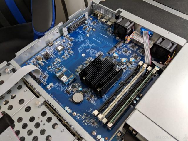 Synology RS1619xs+ RackStation NAS Review - NAS Compares
