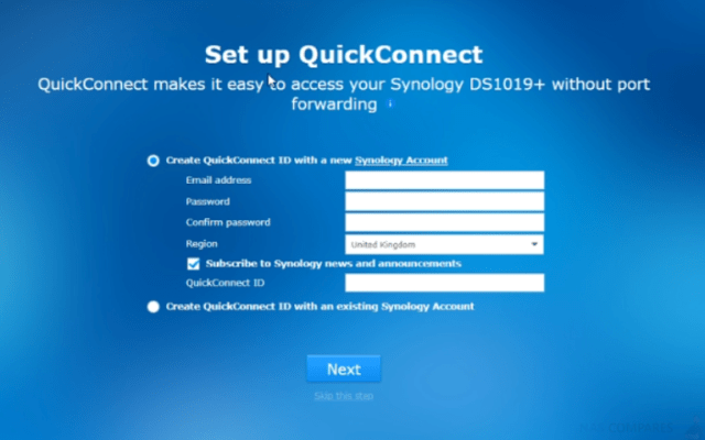 Synology DS1019+ NAS Guide Part 1 - First Time Setup - NAS