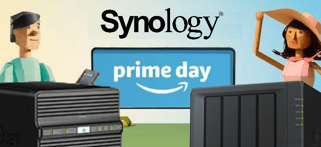 Synology NAS Deals this Amazon Prime Day 2019 - NAS Compares