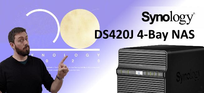 Synology DS420J Budget NAS Revealed - NAS Compares