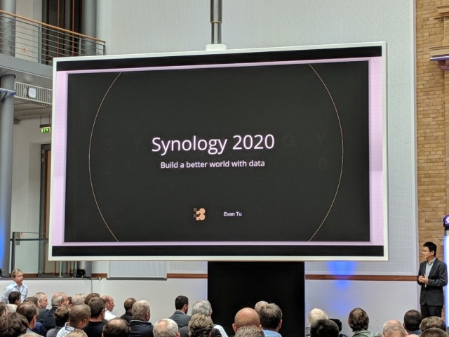 Synology NAS 2020 and DSM 7 0 in Berlin - NAS Compares