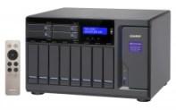 "Qnap Desktop NAS TVS-1282-i3-8G 12-Bay (8x 3.5"", 4x 2.5""), RAID 0/1/5/6 (8GB RAM, Core i3)"