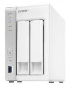 Qnap Desktop NAS TS-231P 2-Bay, RAID 0/1 (1GB RAM)