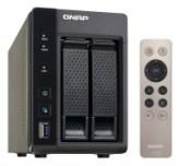 Qnap Desktop NAS TS-253A-8G 2-Bay, RAID 0/1 (8GB RAM)