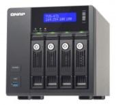 Qnap Desktop NAS TVS-471-i3-4G 4-Bay, RAID 0/1/5/6 (4GB RAM, Core i3)