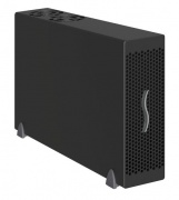 Sonnet Echo Express III-D ECHO-EXP3FD Thunderbolt2 Expansion Chassis - 3x Full-Length PCIe2 slots (x16 + x8 + x4); Desktop
