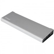 StarTech Thunderbolt2 Docking Station TB2DOCK4K2DP 2x TB2, 2x DisplayPort, 4x USB3, LAN, eSATA