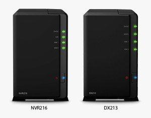 NVR216 expansion