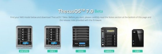ThecusOS 7.0 download