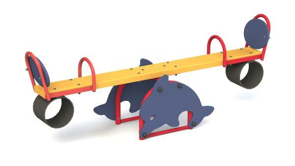 Качалка-балансир детской игровой площадки Афалина (Артикул ...