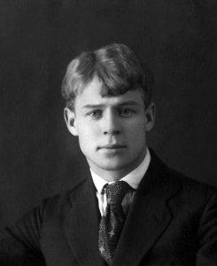 Сергей Есенин. Москва, 1922 год
