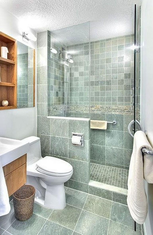 40+ Awesome Studio Apartment Bathroom Remodel Ideas - Page ... on Apartment Bathroom Ideas  id=33141