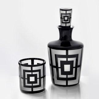Декантер и стакан для виски от мануфактуры Artel_1