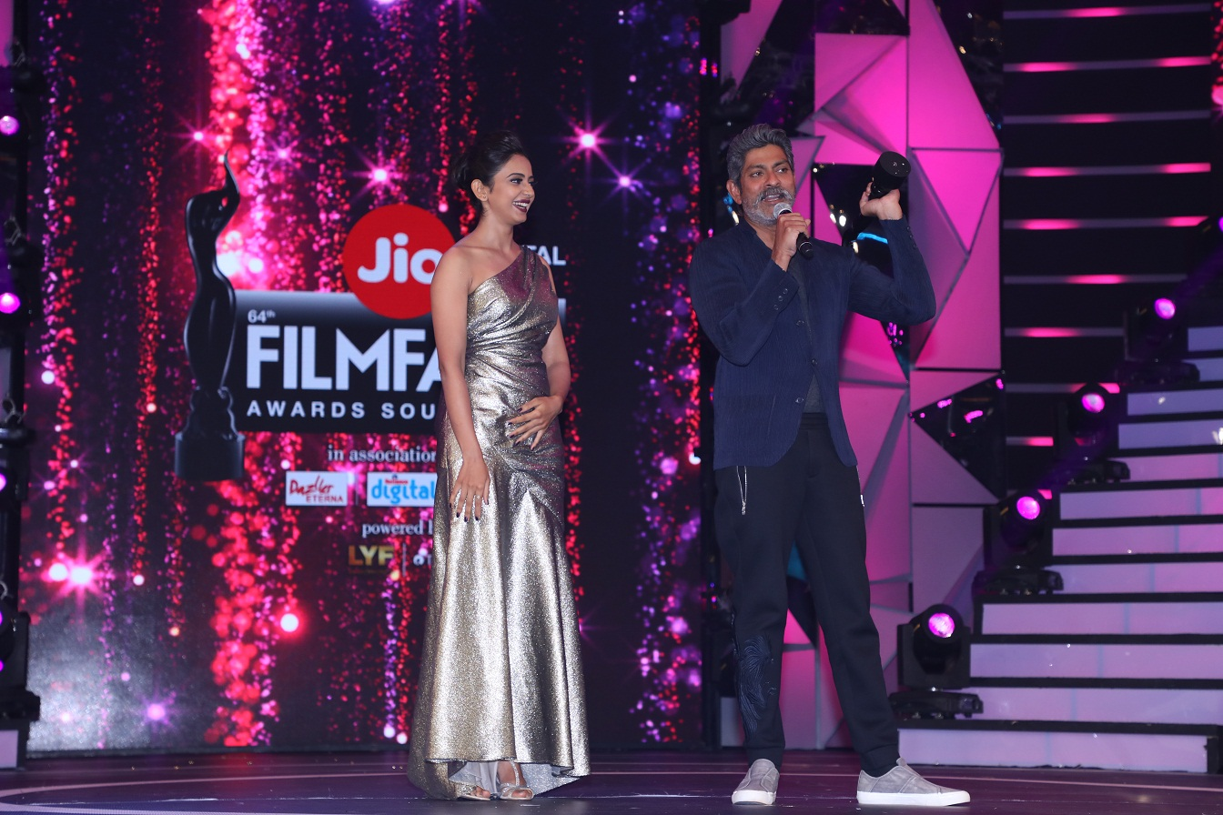 The 64th Jio Filmfare Awards South 2017 Honoured The Best Of