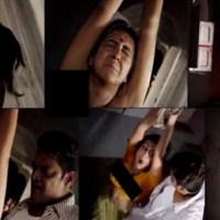 Sanjana's Half Nude Video Goes Viral