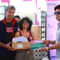 The 6th Edition Of Colors Pinkathon Bengaluru 2018