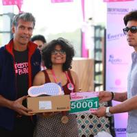 The 6th Edition Of Colors Pinkathon Bengaluru 2018