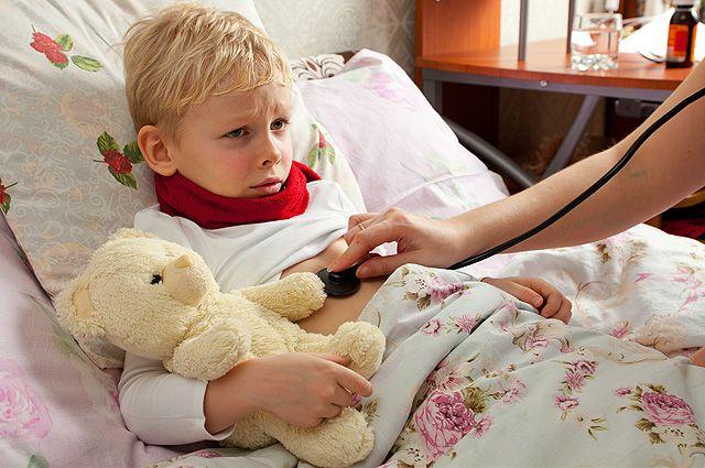 Неменее 15 тыс. граждан области заболели гриппом иОРВИ