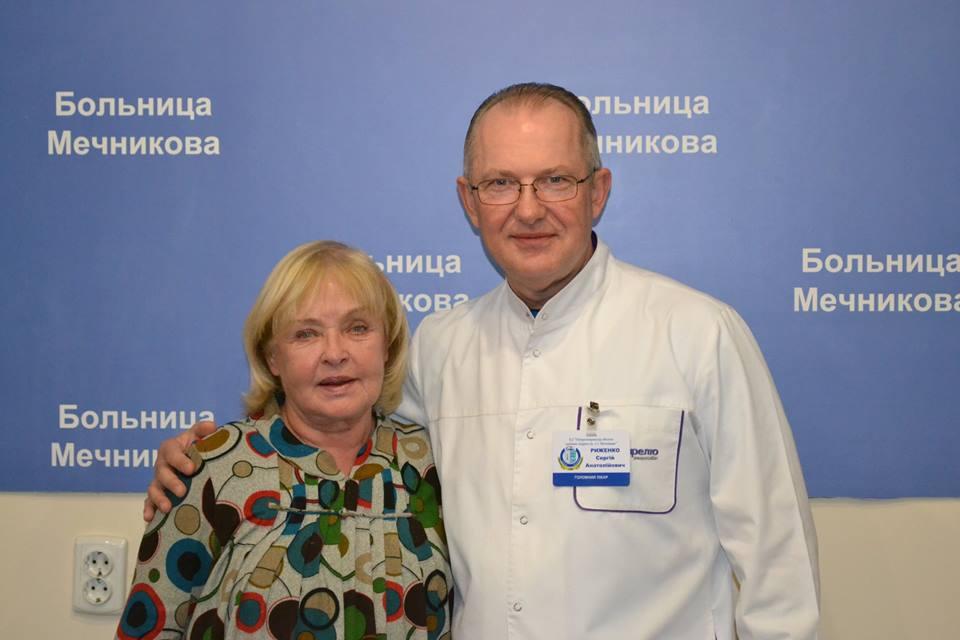 Ада Роговцева обратилась кднепрянам