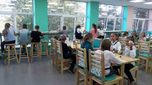 В Днепре в школе №6 появилась мега-крутая столовая (Фото ...