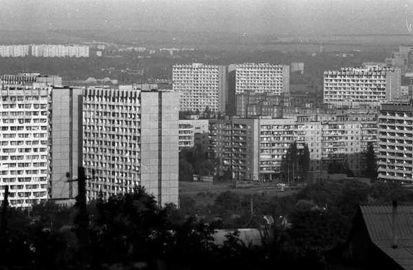 Как выглядел в 70-80-е годы ж/м Победа. Новости Днепра