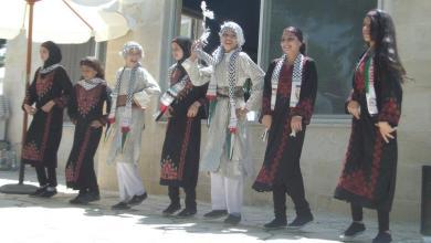 فرقة بنات فلسطين تشارك جمعية توحيد شبيبة لبنان حفلها السنوي