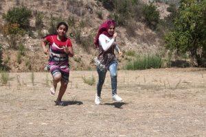 نظم نادي بنات فلسطين و بسمه امل رحلة ترفيهية
