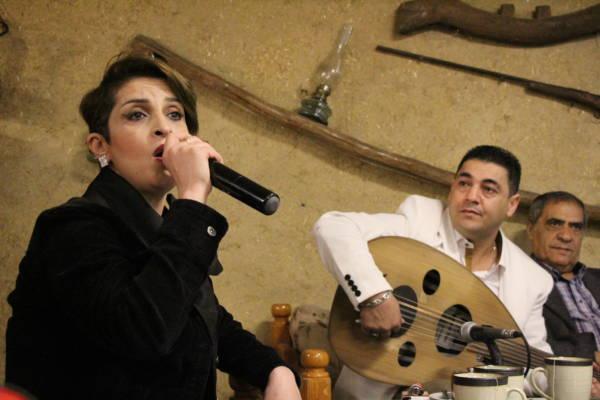 سهرة النورس الثقافية تهدي مهرجانها الفصلي الشتوي لروح الفنانة ريم البنى
